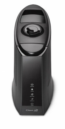 Umidificator si purificator Clean Air Optima CA603new, Difuzor aroma, Ionizare, Display, Timer, Rata umidificare 300 ml/ora,