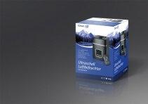 Umidificator si purificator Clean Air Optima CA604 black, Display, Timer, Rata umidificare 400ml/ora, Consum 38-138W/h, 3 trepte