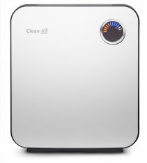 Spalator de aer, purificator si umidificator Clean Air Optima CA807, Display digital, Timer, Rata umidificare 240 ml/ora