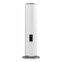 Umidificator DUUX Beam White, Rata umidificare 350 ml/h, Pentru 40 mp, Control Smart prin aplicatie