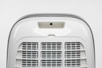 Dezumidificator si purificator cu consum redus de energie Meaco UK25L, 25l/zi, 280mc/h, Pentru 65mp, Blocare copii, Higrostat