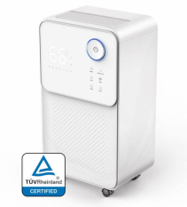 Imagine Dezumidificator Alecoair Eco 12 L 24h Wifi Filtru Cold Catalyst