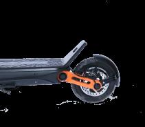 Trotineta electrica Myway Inokim OXO, Viteza max 25km/h, Putere motor 2x1000W, Baterie 60V/25.6Ah, Autonomie 100-110km