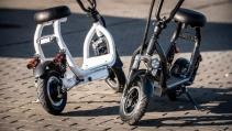Motocicleta electrica Airwheel K10 Alba