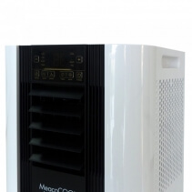 Aer conditionat portabil Meaco MC Series 8000BTU, Functie de incalzire, Capacitate 8.000 Btu, Debit 330mc/ora, Display