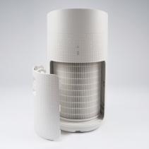 Purificator de aer MeacoClean CA-HEPA 76x5, Wi-Fi, Ionizare, Filtru HEPA și Carbon Activ, Timer