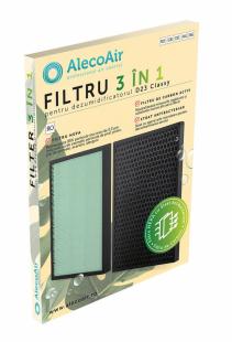 Imagine Filtru 3 in 1 Pentru Dezumificator Alecoair Classy Cu Hepa Carbon
