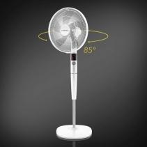 Ventilator cu picior TVE26S Trotec, 26 trepte de viteza, Telecomanda, Timer, Reglabil pe inaltime