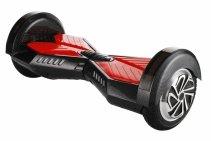 Hoverboard Rayeetech Rambo Black 8 inch