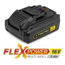 Acumulator suplimentar Flexpower 16V 2,0 Ah