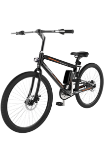 Imagine Bicicleta Electrica Airwheel R8 Black Viteza Max. 20kmh Putere Motor