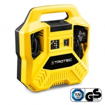 Imagine Compresor Pcps 10 1100 Trotec W