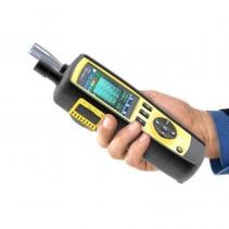 Contor particule pentru detectarea calitatii aerului TROTEC PC200 cu certificat de calibrare