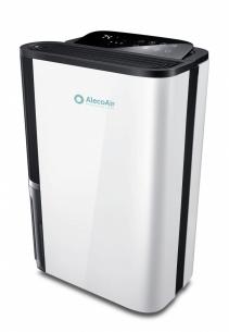 Dezumidificator si purificator cu consum redus de energie AlecoAir D23 CLASSY, 23 L/ zi, Functie Uscare Rufe, Ionizare, HEPA