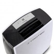 Dezumidificator Trotec TTK128E, 55l/zi, Debit 380mc/h, Pentru spatii de pana la 160mp, Timer, Higrostat, Display