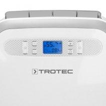 Dezumidificator Trotec TTK95E, 30l/zi , Debit 200mc/h, Pentru spatii de pana la 90mp, Display, Timer, Higrostat, Uscare rufe