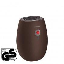 Dezumidificator cu tehnologie Peltier Trotec TTP1E, 0,22l / 24h, Pentru incaperi de 5 mp, Lampa de control, Consum redus