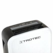 Dezumidificator Trotec TTK71E, 24l/zi, Debit 180mc/h, Pentru spatii de pana la 50mp, Display electronic, Timer