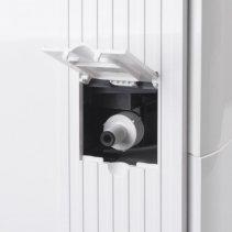 Dezumidificator Trotec TTK65E, 20 litri/24h, Debit 180mc/h, Pentru 45mp, Higrostat reglabil, Timer, Display, Functie automata