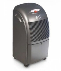 Dezumidificator FRAL F300 grey, 19l/zi, Debit 200mc/h, Pentru spatii de pana la 70mp, Higrostat reglabil