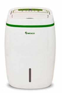 Dezumidificator si purificator cu consum redus de energie Meaco UK20L, 20 l / zi, 160 mc/ h, Pentru 55mp, Higrostat, Timer
