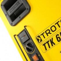 Dezumidificator profesional TTK 655 S