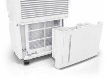 Dezumidificator Trotec TTK90E, 30 litri/zi, 240mc/h, pentru spatii de pana la 90mp, Display Digital, Indica temp. si umiditate
