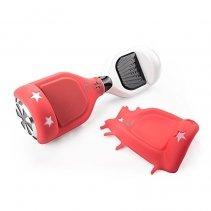 Husa silicon pentru Hoverboard 6.5 inch Red