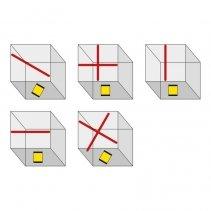 Nivela laser cu linii în cruce BD5A