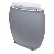 Purificator de aer Air&Me Lendou, Filtru HEPA si Carbune Activ, control Smart prin Wi-Fi