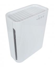 Resigilat! Purificator de aer MeacoClean CA-HEPA 47x5 Lampa UV-C Ionizare Carbune activ True HEPA Pentru 32mp