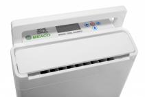 Dezumidificator Meaco DD8L Zambezi, 12l/zi, Debit 150mc/h, Pentru 25mp, Higrostat, Timer, Functie ionizare si blocare copii