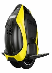 Monociclu electric cu doua roti Inmotion V3C Yellow
