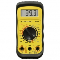 Multimetru digital Trotec BE47