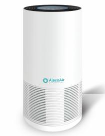 Purificator de aer AlecoAir P40 SMART, Wi-Fi, Filtru TRUE HEPA si Carbune Activ, Functie Ionizare, Lampa UV