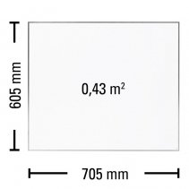 Panou cu infraroșu Trotec TIH 400 S