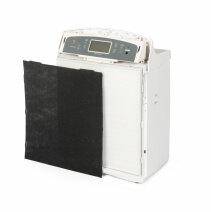 Purificator de aer Trotec AirgoClean 205S, Display, Timer, Debit 510 mc/ora, Consum 120W/h, Filtrare cu hepa/carbon, Pentru 70mp