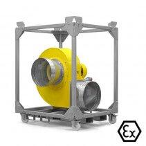 Ventilator centrifugal Trotec TFV 600 Ex