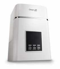 Umidificator si purificator Clean Air Optima CA604 white, Ionizare, Display, Timer, Rata umidificare 400ml/ora, Consum 38-138W/h