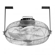 Ventilator de aer TVM 14, Consum 70 W/h, 3 trepte, Diametru elice 35cm, 3 palete ventilare