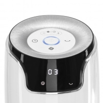 Ventilator turn Trotec TVE 40 T, Telecomanda, Consum 45 W/h, Timer, 6 trepte