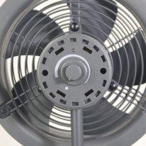 Ventilator de aer Airnaturel Naos Antracit Negru, Debit 860mc/h, Consum 32W/h, Pentru 20mp, 1 treapta ventilare