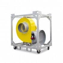 Ventilator centrifugal Trotec TFV 300