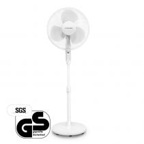 Ventilator cu picior TVE25S Trotec, 3 trepte de viteza, Telecomanda, Timer, Reglabil pe inaltime
