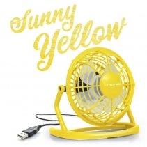 Ventilator cu USB Trotec TVE 1Y Yellow