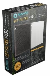 Imagine Set Filtre Hepa Si Carbon Activ Pentru Elite compatibil Cu Ca hepa