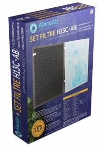 Set filtre HEPA  cu strat antibacterian si Carbon Activ  pentru P60 ELITE