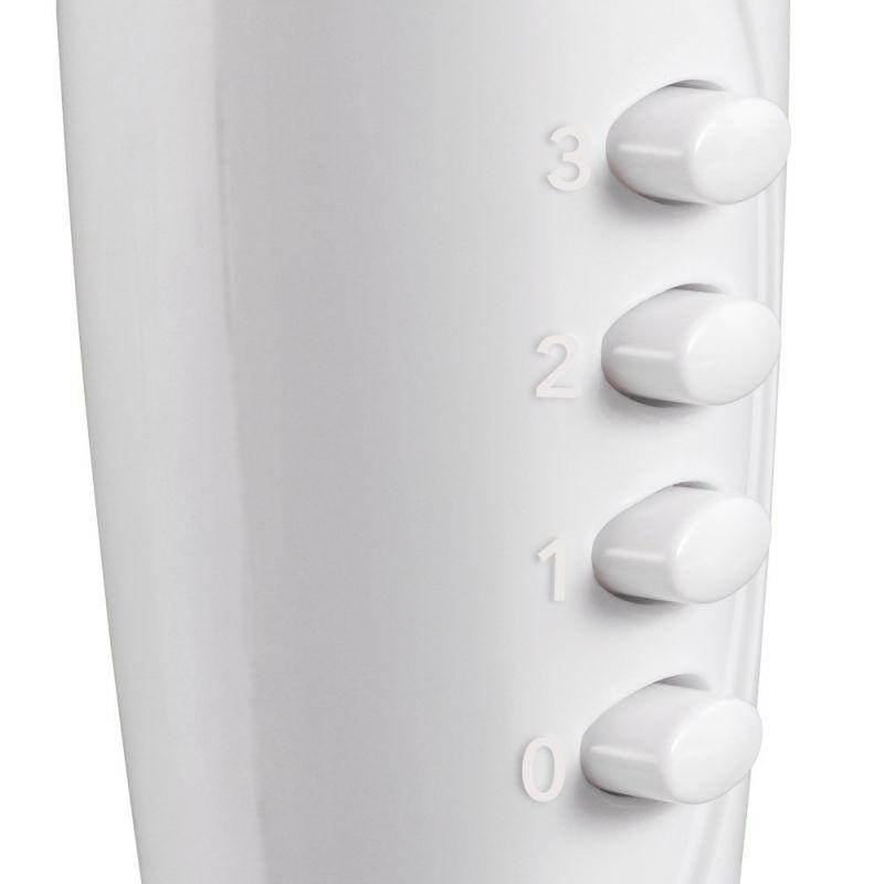 Ventilator de aer Trotec TVE 16, Consum 50 W/h, 3 trepte, Debit 2.342,4mc/h, 3 palete ventilare