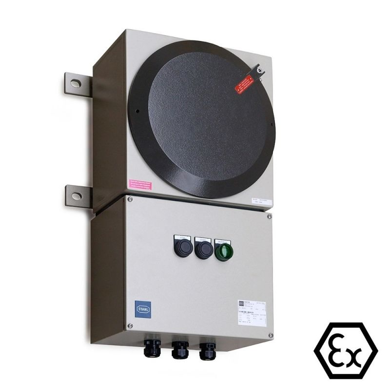 Ventilator centrifugal Trotec TFV 900 Ex