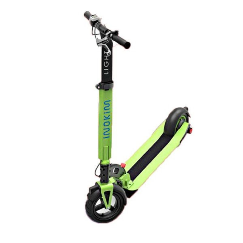 Trotineta electrica Myway Inokim Light Hero Green, Display, Viteza max. 27 km Motor 300W, Baterie Litiu-Ion: 36V/7.8Ah